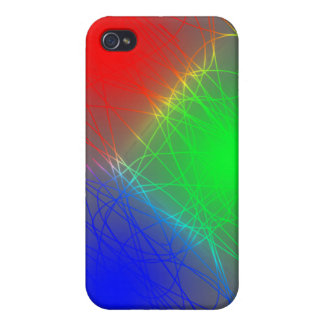 Power of Three - R G B - 4G iPhone 4 Covers