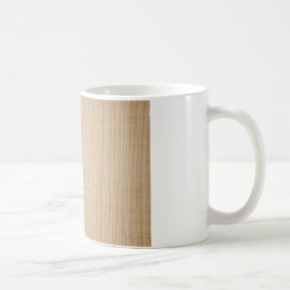 Power outlet at the corner of a wall coffee mug