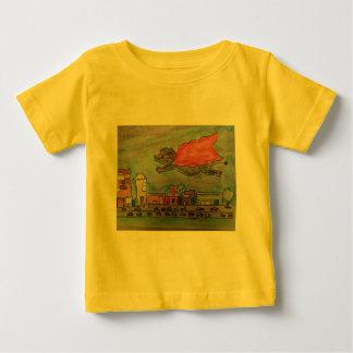 Power Pig infant  T Shirt