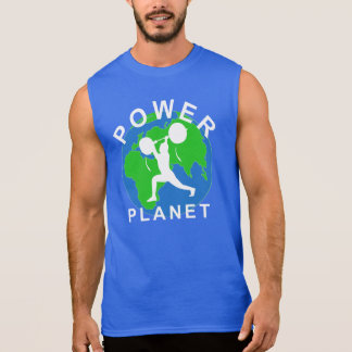 Power Planet Powerlifting T-Shirt