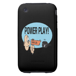 Power Play Tough iPhone 3 Covers