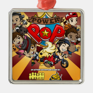 Power Pop Game Official Merchandise Ornament