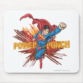 Power Punch Mouse Pad