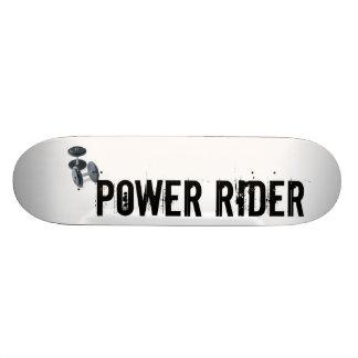 POWER RIDER SKATEBOARD DECK