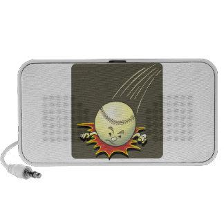 Power Travelling Speakers