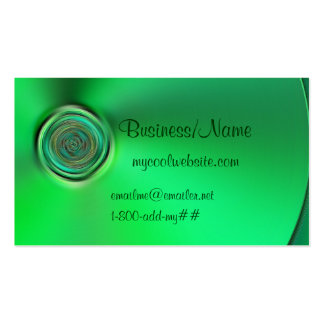 Power Spin Business Card