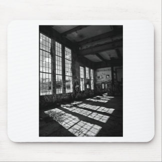 power station 8 bw mouse mat
