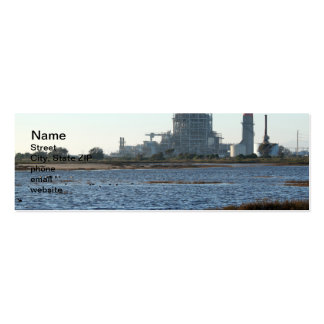 Power Station Business Card