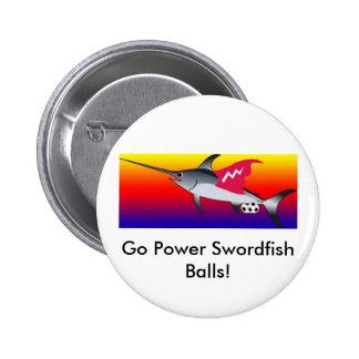 Power Swordfish Balls Button