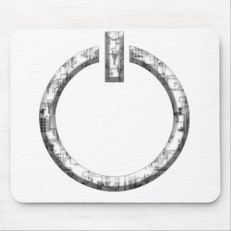 power tech mouse pad