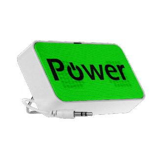 Power Text Speakers