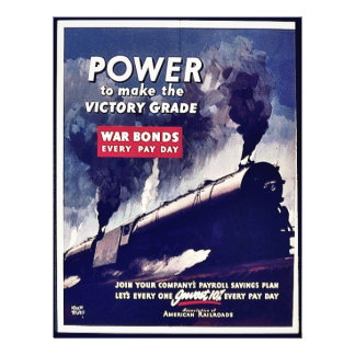 Power To Make The Victory Grade Flyers