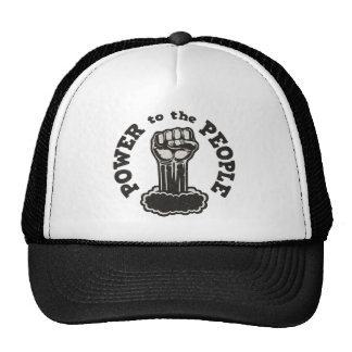 Power to the People Cap