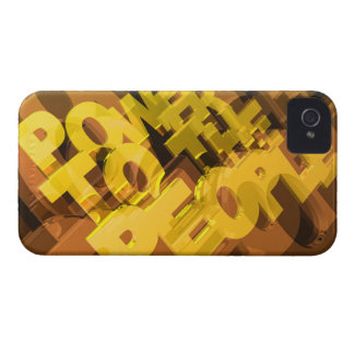 Power To The People iPhone 4 Covers
