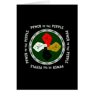 Power to the People Egypt Cards