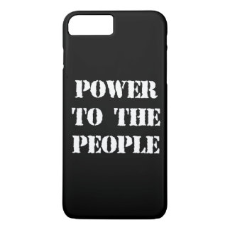 Power to the People iPhone 7 Plus Case