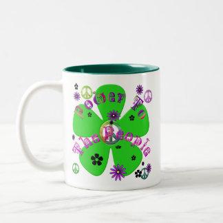 Power To The People Coffee Mugs