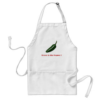 Power to the Pepper Apron