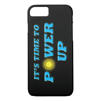 POWER UP iPhone 7 CASE