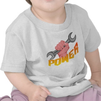 Power Wrench T Shirt