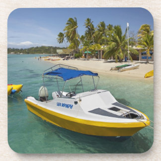 Powerboat and banana boat coaster