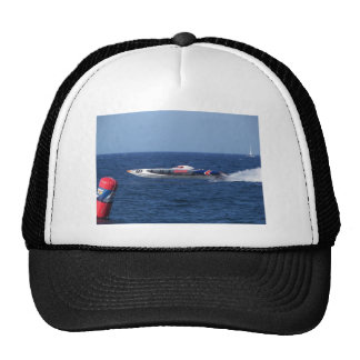 Powerboat Cap
