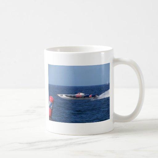 Powerboat Mug