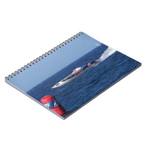 Powerboat Notebooks