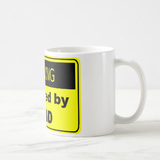 Powered by ADHD Coffee Mug