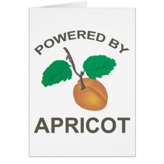 Powered By Apricot Card