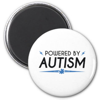 Powered By Autism Magnet