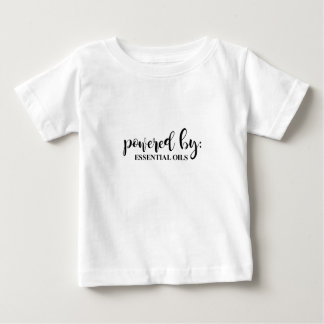 POWERED BY BABY T-Shirt