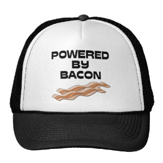 Powered By Bacon Cap