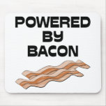 Powered By Bacon Mouse Mat
