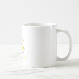 Powered By Bananas Coffee Mug