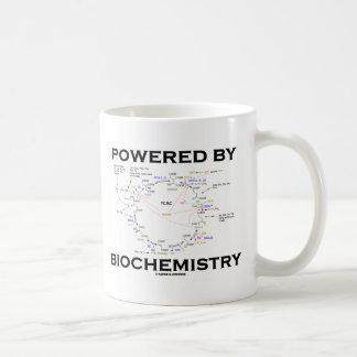 Powered By Biochemistry (Krebs Cycle) Coffee Mug