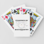 Powered By Biochemistry (Krebs Cycle) Bicycle Poker Cards