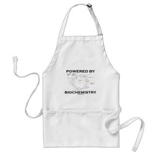 Powered By Biochemistry (Krebs Cycle) Standard Apron