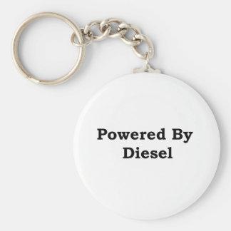 Powered By Diesel Key Ring