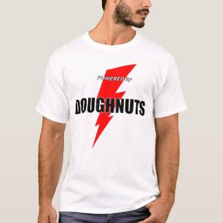Powered by Doughnuts T-Shirt