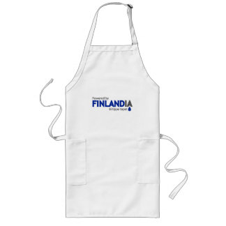 Powered by Finlandia apron - choose style & color
