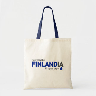 Powered by Finlandia bag - choose style