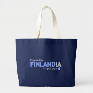 Powered by Finlandia bag - choose style & color