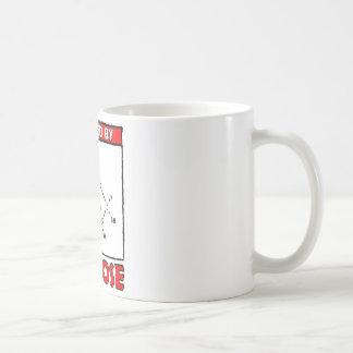 Powered by Glucose Coffee Mug