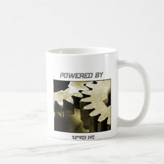 Powered By Jesus Coffee Mug