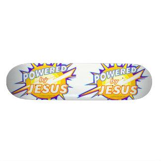 Powered by Jesus 21.6 Cm Skateboard Deck