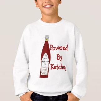 Powered By Ketchup Sweatshirt