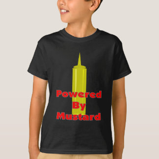 Powered by Mustard T-Shirt