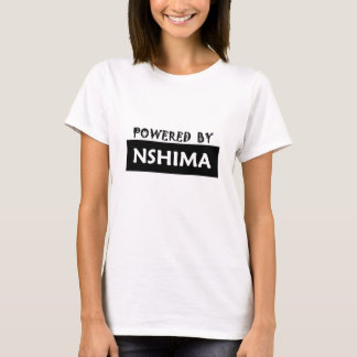 powered by nshima T-Shirt