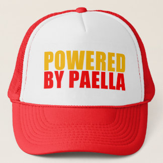 Powered by Paella Trucker Hat